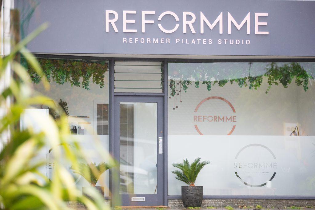 reformer pilates studio formby